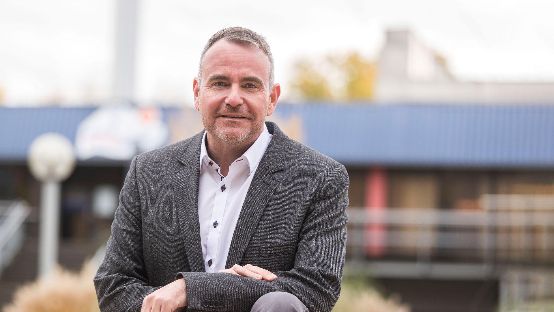 Dirk Reinhold Fraktionsvorsitzender CSU Kleinostheim